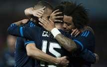 Míssil de Modric dá vitória ao Real Madrid (2-1) em Granada