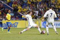 Real Madrid empata com Las Palmas (2-2)