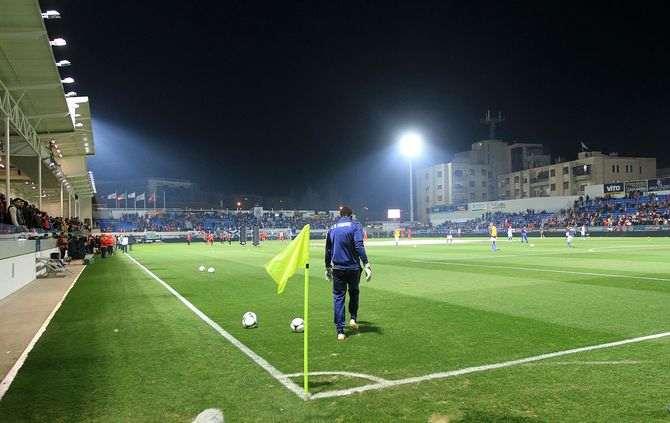 Feirense: FEIRENSE Estádio E Relvado Serão Melhorados