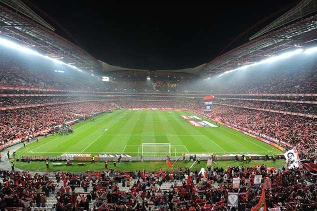 O jogo vai disputar-se no Estádio da Luz