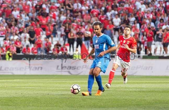 Sporting de Braga goleia Feirense e sobe ao terceiro lugar