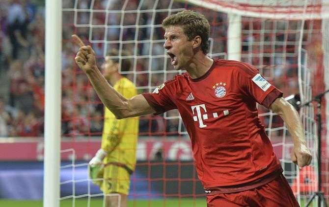 Muller (Foto AP)