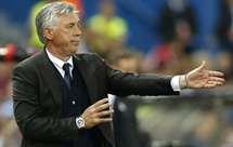 Carlo Ancelotti (Foto AP)