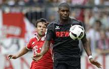 Bayern cede empate com o Colónia (1-1)