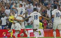 Real Madrid vence Celta de Vigo (2-1)