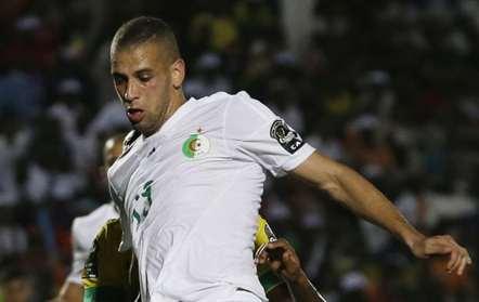 Bis de Slimani não evita eliminação da Argélia