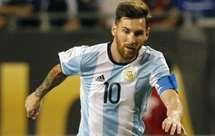 Messi aceita discutir regresso à seleção