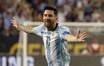 «Gostaria que a Federação desse à seleção o que esta necessita» - Messi