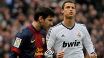 «Diferença entre Ronaldo e Messi? Messi não te engana» - Xavi