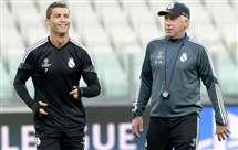 «Tive de ouvir Cristiano Ronaldo e adaptar-me» - Ancelotti