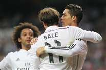 Zidane volta a convocar Ronaldo, Bale e Benzema
