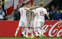 Lewandowski marcou a Portugal segundo golo mais rápido de Europeus