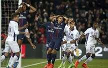 Paris Saint-Germain empata (0-0) e falha aproximação ao Mónaco