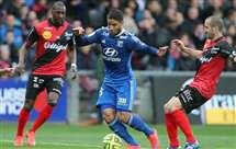 Nail Fekir abriu o caminho à vitória do Lyon