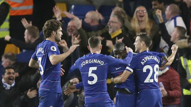 Manchester City Contra Chelsea: Chelsea Confirma Primeira Derrota Do Manchester