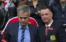 Mourinho ligou a Van Gaal
