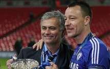 «Mourinho? São fantásticas notícias para o Manchester United» - Terry