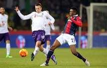 Fiorentina empata com Bolonha (1-1) e arrisca-se a perder terceiro lugar
