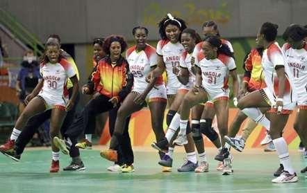 Equipa feminina de andebol «superou expectativas» no Rio