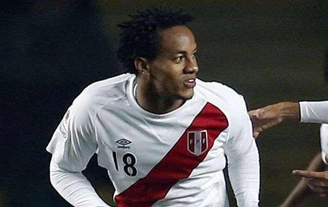 André Carrillo (Foto: AP)