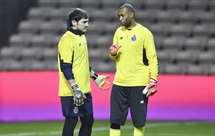 Helton elogia exibição de Iker Casillas (fotografia de arquivo).