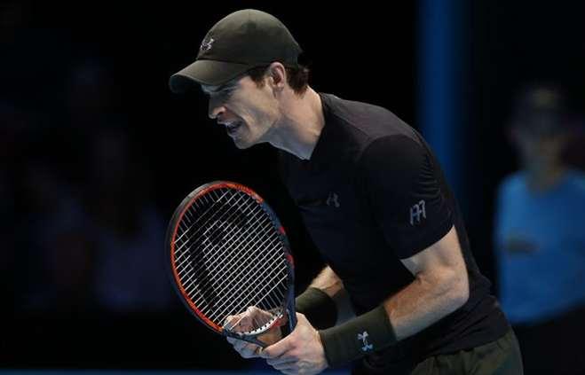 Fase de grupos perfeita leva Murray às meias-finais do Masters
