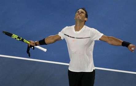 Rafael Nadal (AP)