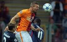 Lukas Podolski em estudo