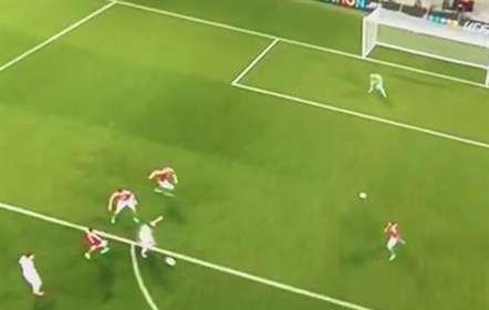 Magnífico golo de Hazard (vídeo)