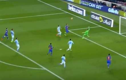 557d314f46 Toque de génio no golo de Neymar (vídeo)