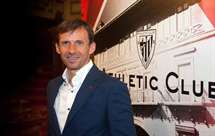 José Ángel Ziganda, novo treinador do Athletic