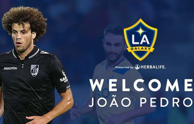 Image result for photo joao pedro los angeles galaxy