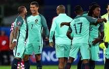Ronaldo agradece a Quaresma