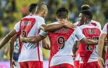 Mónaco goleia Montpellier (6-2)