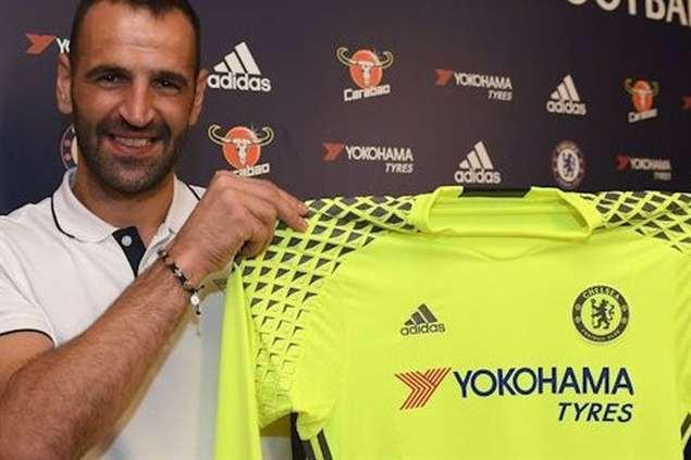 Mercado: OFICIAL - Eduardo assina por uma época com o Chelsea