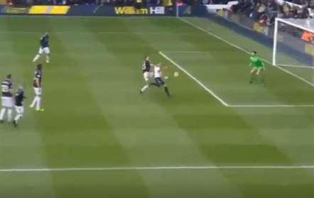 Harry Kane faz o futebol ainda mais bonito (vídeo)