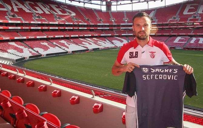 D.R Twitter (Benfica)