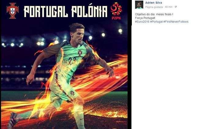 Euro-2016: Portugal nas meias-finais, ao bater Polónia nos penáltis