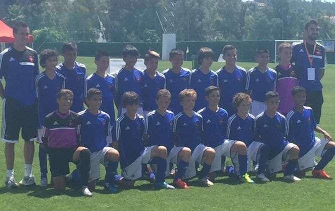 Equipa de sub-12 do Belenenses