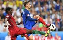 Griezmann e o jogo com Portugal: «Remataram uma vez à baliza e foi isso»