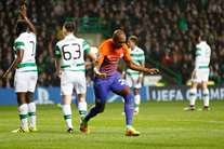 Celtic empata com Manchester City (3-3)