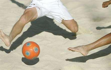 Futebol de Praia: seleção cabo-verdiana goleada (7-2) pelo Senegal