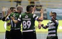 Sporting segue na liderança