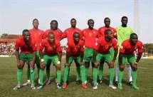 Equipa da Guiné-Bissau