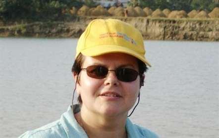 Christine Jaulmes nova representante da UNICEF na Guiné-Bissau