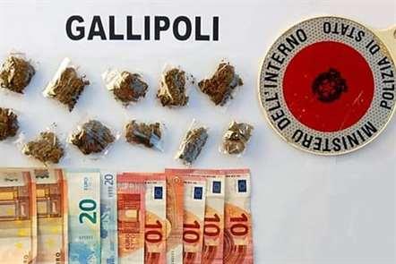 Polícia de Bari deteve guineense por tráfico de droga