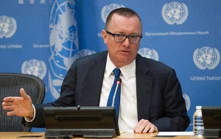 Subsecretário-geral da ONU acredita que crise política «será ultrapassada»
