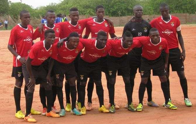 (Foto site oficial do Benfica de Bissau)