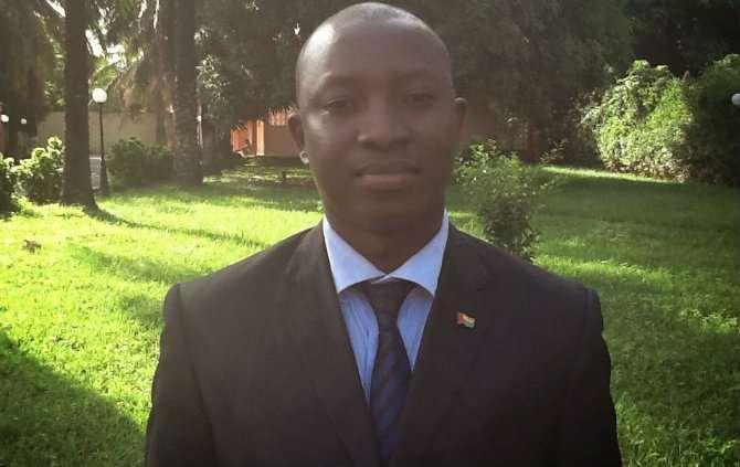 Augusto Mário é o novo presidente da Liga Guineense dos Direitos Humanos