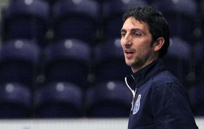 Cabestany, treinador do FC Porto